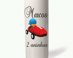 kit 100 Copos long drink - Pocoyo
