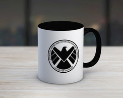 Caneca Agents of Shield