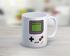 Caneca Game Boy - New Coffee