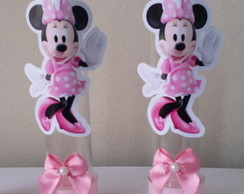 Tubete Minnie com aplique 3D