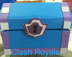Cr1- Baú Clash Royale
