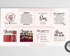 Convite Digital Madrinhas Casamento No Elo7 Pipê Store Design