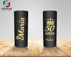 Copos Long Drink 50 anos