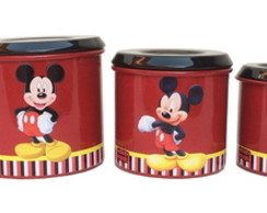 porta mantimentos mickey