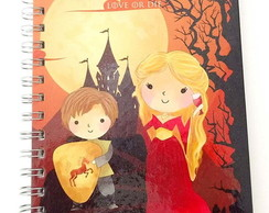 Caderno pontilhado 75g A5 Bujo Game Of Thrones - Cersei