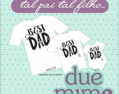 T-SHIRT BEST DAD