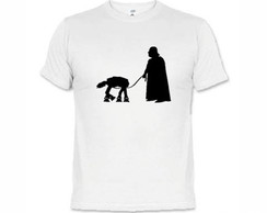 Camisetas Star Wars At At Darth Vader
