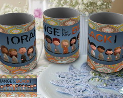 Caneca Orange Is The New Black - Mod.09