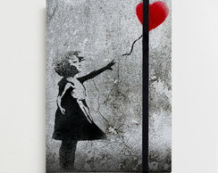Moleskinne G Balloon Girl / Broken Heart
