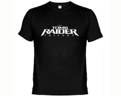 Camisetas Games Tomb Raider
