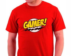 Camisetas Geek Gamer