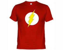 Camisetas Heróis the Flash