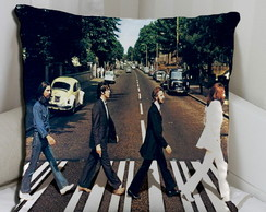 ALMOFADA ABBEY ROAD BEATLE S