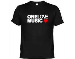 Camisetas One Love Music