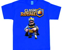 Camiseta Aniversario do Creash Royale