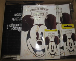 Kit colorir mickey / minnie -ñ é espiral