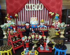 DECORACAO CIRCO