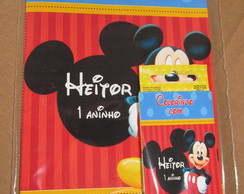 Kit colorir mickey / minnie