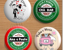 Bottons/ Botons 55 mm Personalizados