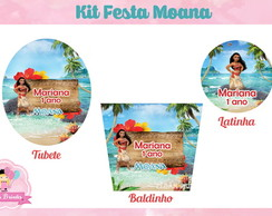 Kit DIgital Festa Moana