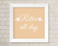 Quadro Relax all Day