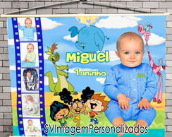 Banner com Mini Fotos