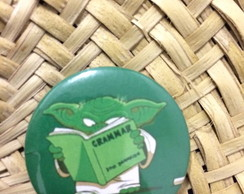 Botton Star Wars Yoda