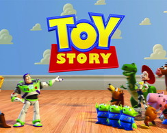 Painel Toy Story - Aluguel SP