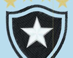 c2adec5c4e ... Bordado Escudo Botafogo