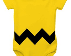 Body de bebê - Charlie Brown
