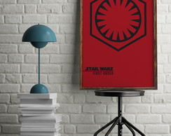 Pôster StarWars - First Order