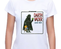 Camiseta Baby Look Star Wars 03