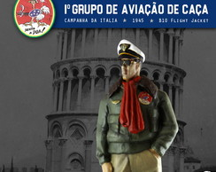 Piloto do 1° GAvCa - B10 Flight Jacket