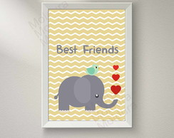 Quadro Decorativo (Friends)