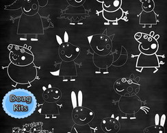 Chalkboard Kit digital 10