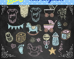Chalkboard Kit digital 11