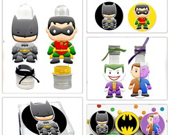 Kit Festa Premium 3d - Batman