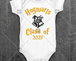 Body Harry Potter - Hogwarts Turma 2035