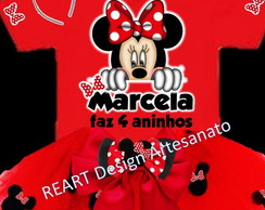 FANTASIA MINNIE VERMELHA