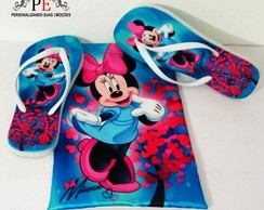 Chinelos Minnie 002