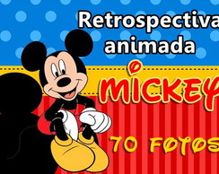 Retrospectiva Animada Mickey