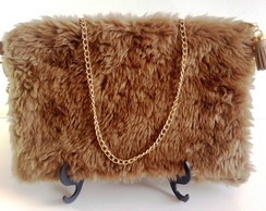 Bolsa feminina mod. BELLE Soft Brown