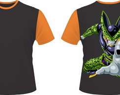 Camiseta DBZ - Cell