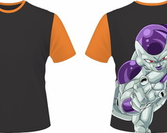Camiseta DBZ - Freeza