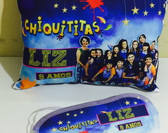 Kit Festa do Pijama chiquititas