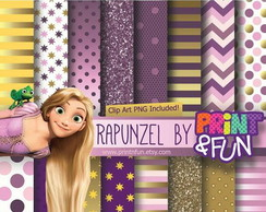 Kit Digital Rapunzel