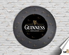 LUMINOSO LED CERVEJA GUINNESS
