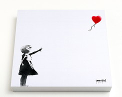 Quadro 16 Balloon Girl
