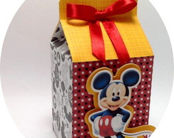 CAIXA MILK MICKEY MOUSE