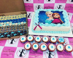 Kit Festa Frozen